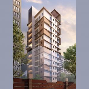 Gallery Cover Image of 2354 Sq.ft 3 BHK Apartment for buy in Ballygunge for 37193200