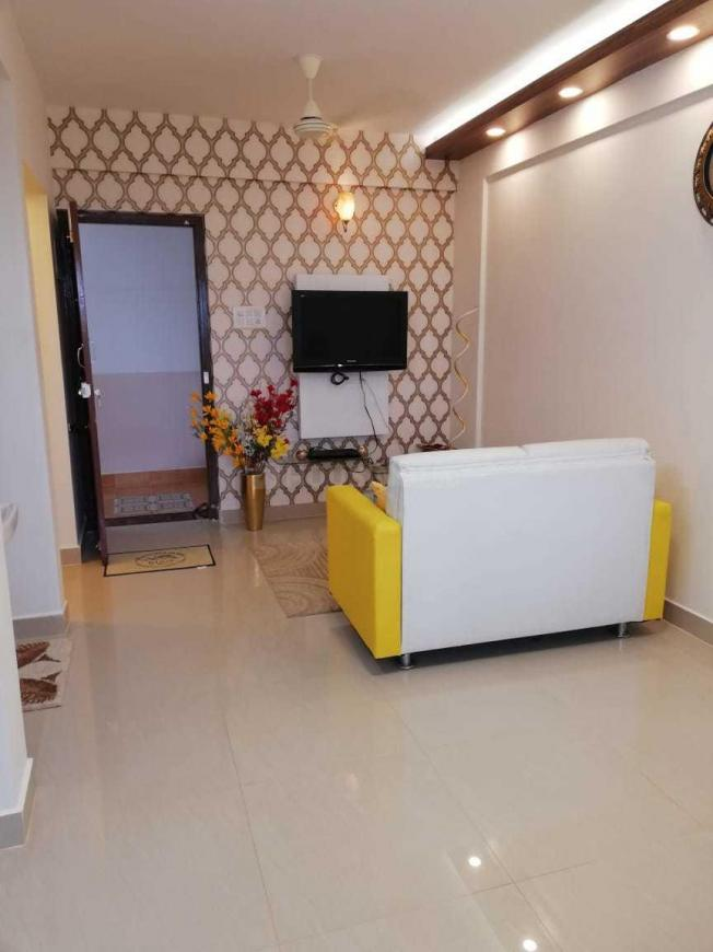 Living Room Image of 472 Sq.ft 1 RK Apartment for buy in Perumanttunallur for 1403000