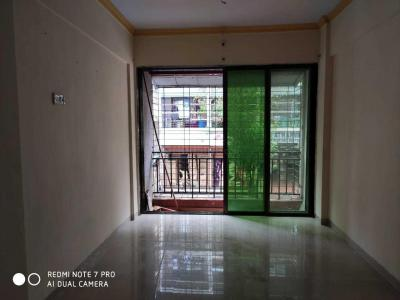 Gallery Cover Image of 690 Sq.ft 1 BHK Apartment for rent in Airoli for 18000