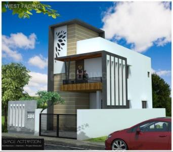 Gallery Cover Image of 1000 Sq.ft 2 BHK Villa for buy in Arcot for 2500000