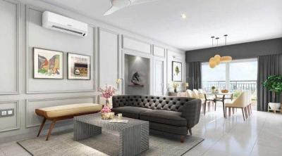 Gallery Cover Image of 1583 Sq.ft 3 BHK Apartment for buy in Erragadda for 10700000