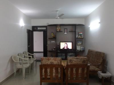Gallery Cover Image of 1808 Sq.ft 3 BHK Apartment for rent in SBB Touchstone, Whitefield for 27000