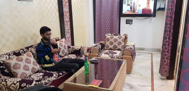 Living Room Image of Jmu PG in Vaishali