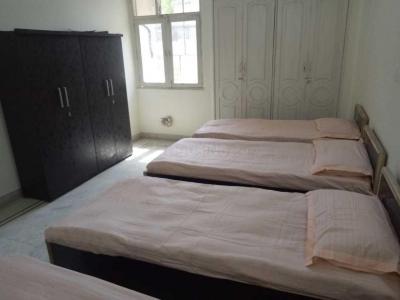 Bedroom Image of Pooja Girls PG in Pitampura