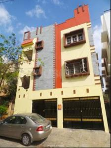 Gallery Cover Image of 1200 Sq.ft 3 BHK Independent Floor for rent in Kumaraswamy Layout for 19000
