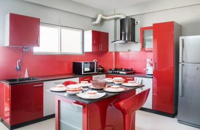 Kitchen Image of PG 4643520 K R Puram in Krishnarajapura