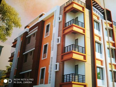 Gallery Cover Image of 513 Sq.ft 1 BHK Apartment for buy in New Barrakpur for 1077000