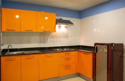Kitchen Image of 2.5bhk (tb-206) In Golf Edge in Gachibowli