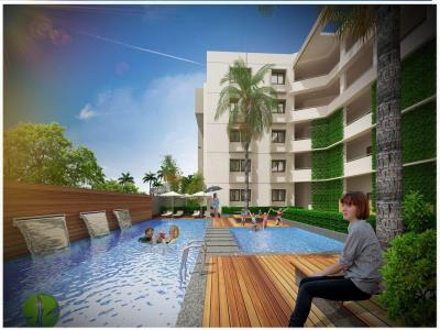 Gallery Cover Image of 1171 Sq.ft 2 BHK Apartment for buy in Amrutahalli for 5850000