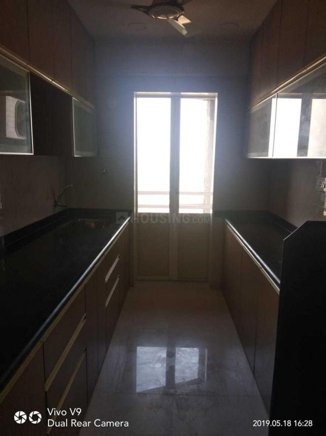 Kitchen Image of 770 Sq.ft 1 BHK Apartment for buy in Kalyan West for 4100000
