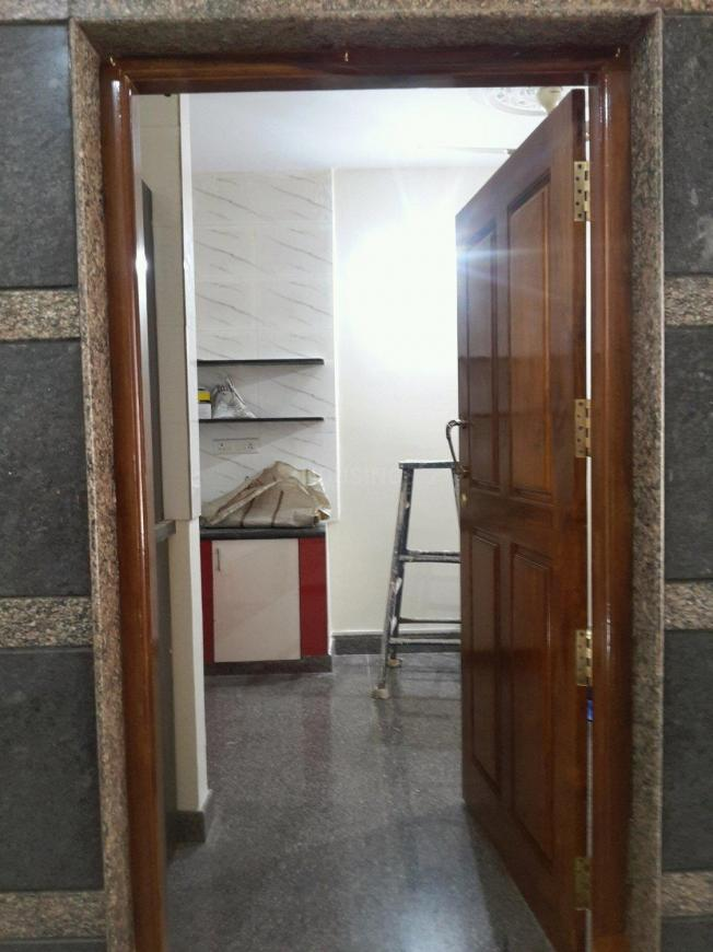 Main Entrance Image of 900 Sq.ft 1 BHK Independent Floor for rent in Banashankari for 7500