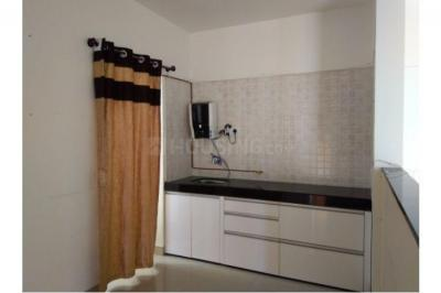 Gallery Cover Image of 640 Sq.ft 1 BHK Apartment for rent in Godrej Horizon, Mohammed Wadi for 12000