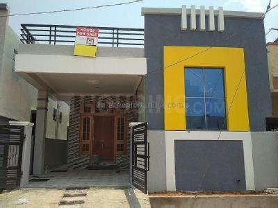 Building Image of 600 Sq.ft 2 BHK Independent House for buy in Mannivakkam for 2994840