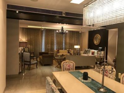 Gallery Cover Image of 2450 Sq.ft 3 BHK Apartment for rent in Sector 53 for 80000