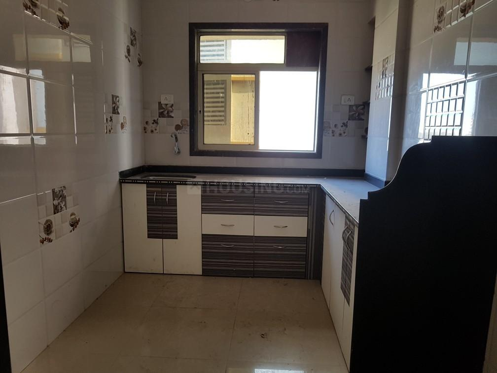 Kitchen Image of 950 Sq.ft 2 BHK Apartment for rent in Dombivli East for 15000
