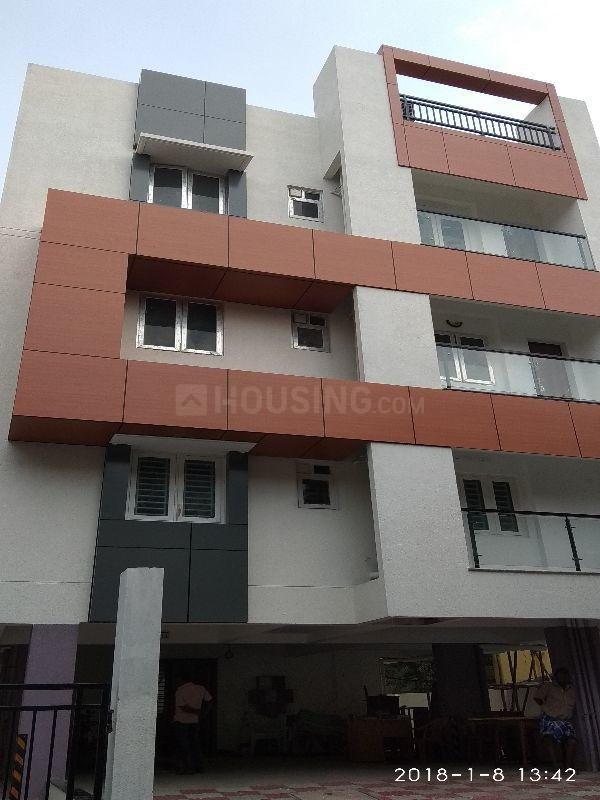 Building Image of 1010 Sq.ft 2 BHK Apartment for buy in Anna Nagar West Extension for 15000000