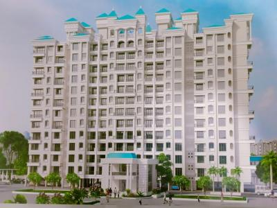 Gallery Cover Image of 670 Sq.ft 1 BHK Apartment for buy in Shubh Srushti, Badlapur East for 2866685