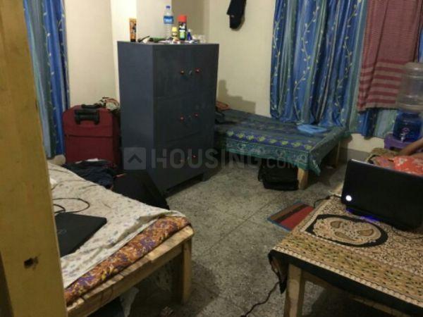 केश्तोपुर में कनिस्का पीजी सेरविसेस में बेडरूम की तस्वीर