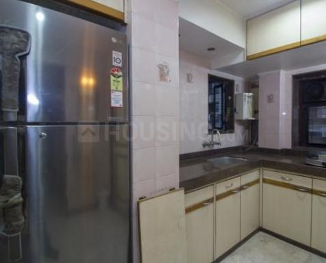 Kitchen Image of 1255 Sq.ft 3 BHK Apartment for rent in Andheri West for 90000
