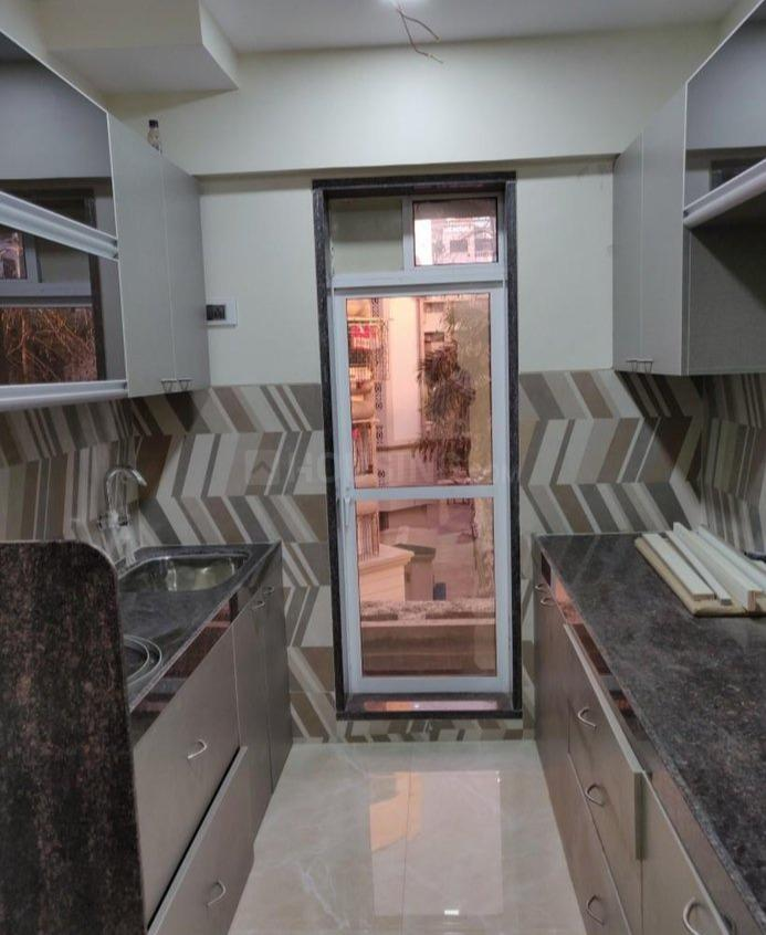 Kitchen Image of 1204 Sq.ft 2 BHK Apartment for buy in Jogeshwari West for 18500000