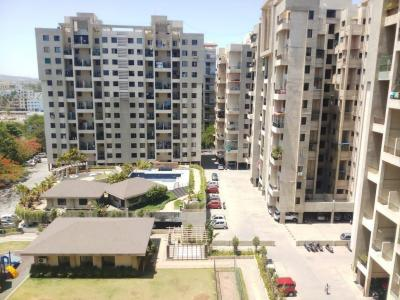 Gallery Cover Image of 1100 Sq.ft 2 BHK Apartment for rent in Thergaon for 17100
