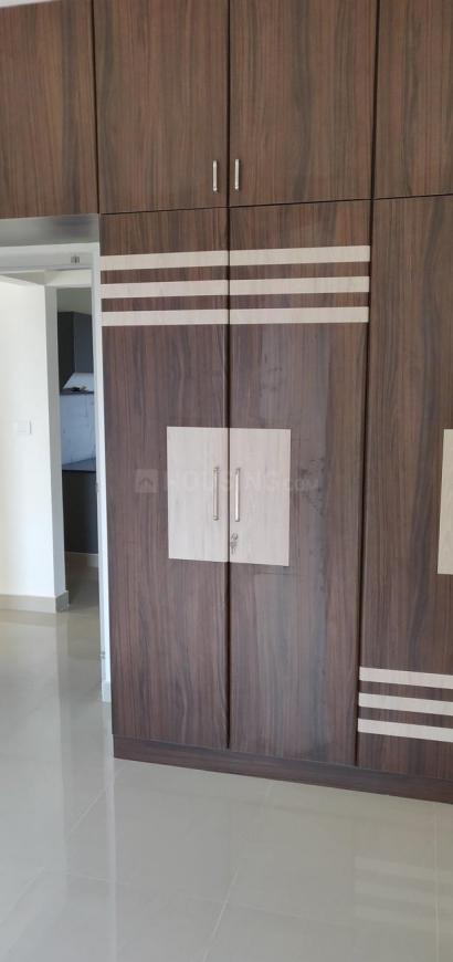 Bedroom Image of 1600 Sq.ft 3 BHK Apartment for rent in Mambakkam for 18000