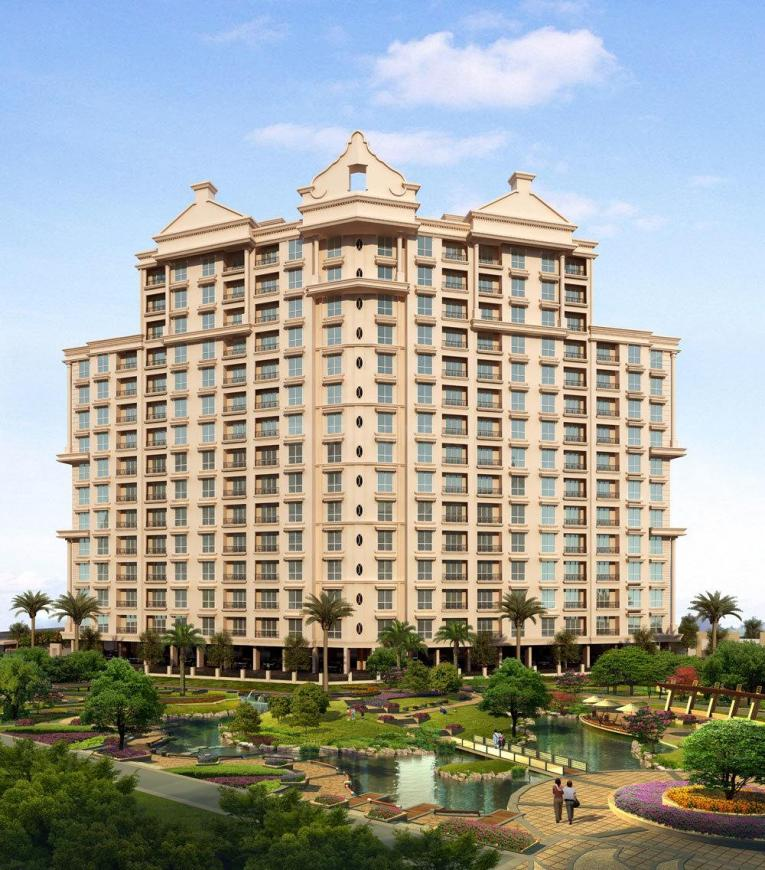Building Image of 835 Sq.ft 2 BHK Apartment for buy in Ambivli for 1500000