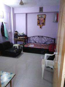 Gallery Cover Image of 350 Sq.ft 1 RK Independent House for rent in New Sangvi for 7500