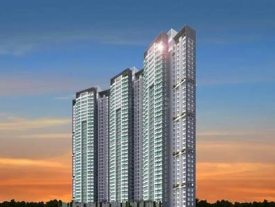 Gallery Cover Image of 1200 Sq.ft 3 BHK Apartment for buy in Atmosphere O2, Mulund West for 18000000