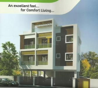 Gallery Cover Image of 872 Sq.ft 2 BHK Independent Floor for buy in Santha Homes, Ambattur for 4500000