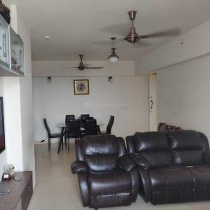 Gallery Cover Image of 1700 Sq.ft 3 BHK Apartment for rent in CGHS Sea Show CGHS Limited, Sector 19 Dwarka for 32000