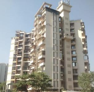 Gallery Cover Image of 640 Sq.ft 1 BHK Apartment for buy in Proviso Hill Park, Kharghar for 5500000
