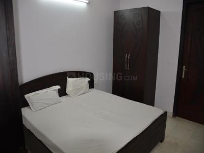 Gallery Cover Image of 680 Sq.ft 1 BHK Independent Floor for rent in DLF Phase 2 for 18500