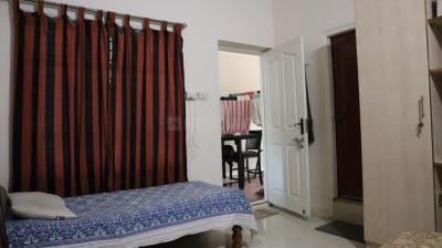 Bedroom Image of PG Accommodation For Men in Indira Nagar
