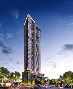 Gallery Cover Image of 780 Sq.ft 1 BHK Apartment for buy in Kalpataru Elegante, Kandivali East for 10100000