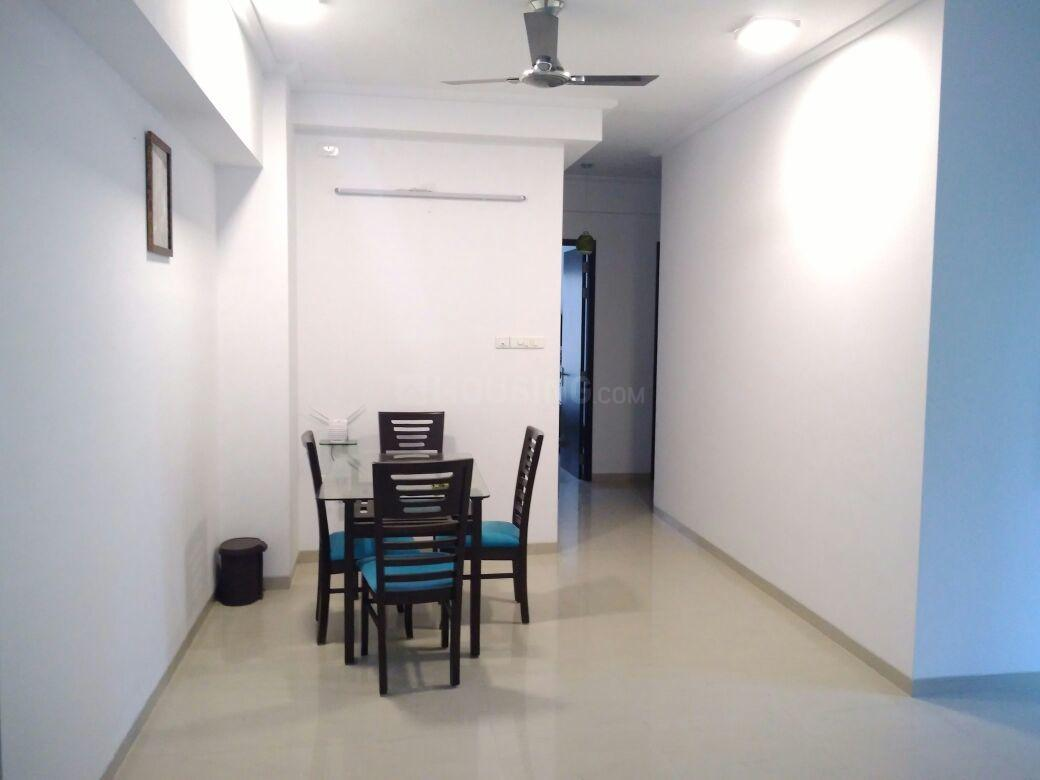 Living Room Image of 1250 Sq.ft 2 BHK Apartment for rent in Kandivali East for 45000