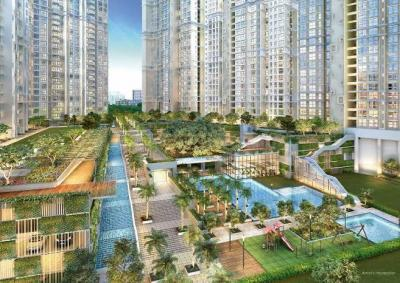 Gallery Cover Image of 1490 Sq.ft 3 BHK Apartment for buy in Thane West for 15200000