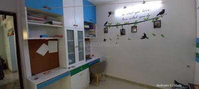 Gallery Cover Image of 1512 Sq.ft 3 BHK Apartment for rent in Rajparis Harmony, Medavakkam for 17000