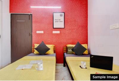 Bedroom Image of Sri Sai Graha Men's Hostel (pg) in Chromepet