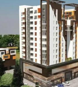 Gallery Cover Image of 1634 Sq.ft 3 BHK Apartment for buy in Poojaa Diamond Anandam, Kattupakkam for 8578500
