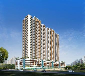 Gallery Cover Image of 1200 Sq.ft 3 BHK Apartment for buy in Mahaavir Pride, Dombivli East for 9500000