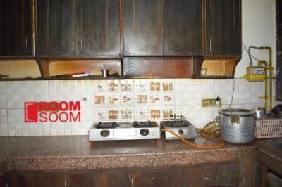 Kitchen Image of Boys / Girls PG Noida Sector 15 in Sector 15
