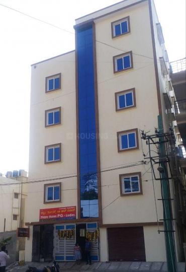 Building Image of Sms Happy Homes PG in Kattigenahalli