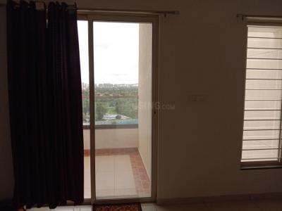 Balcony Image of Yashwin PG in Hinjewadi