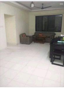 Hall Image of Master Bedroom In 2 Bhk Furnished Flat in Viman Nagar