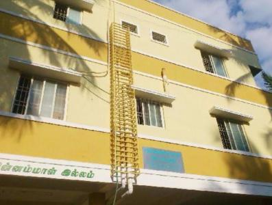 Gallery Cover Image of 1200 Sq.ft 2 BHK Apartment for rent in Chitlapakkam for 10000