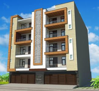 Gallery Cover Image of 1360 Sq.ft 3 BHK Independent Floor for buy in Surendra Yash Homes, Sector 7 for 5985000