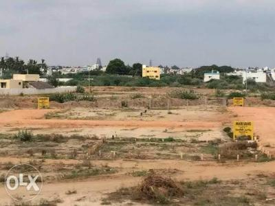 Gallery Cover Image of 1200 Sq.ft Residential Plot for buy in Kambarasampettai for 780000