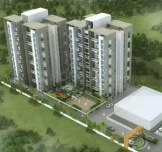 Gallery Cover Image of 1040 Sq.ft 2 BHK Apartment for buy in Adi Adi Regency, Kalewadi for 8500000