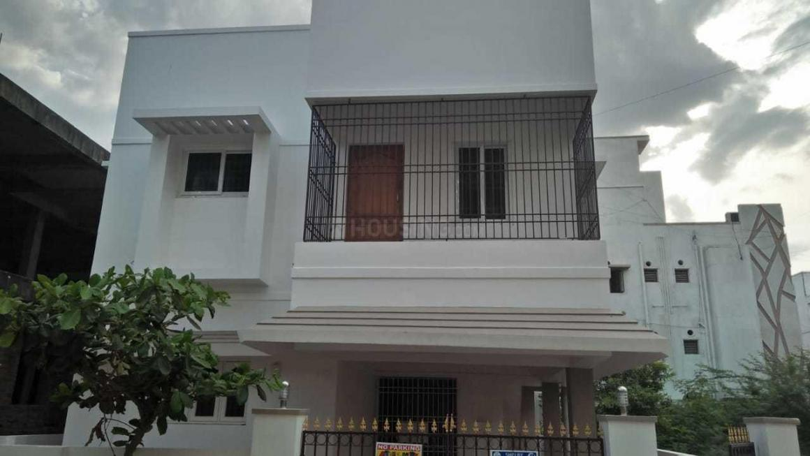 Building Image of 1600 Sq.ft 2 BHK Independent House for rent in Medavakkam for 22000